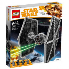 Set de constructie LEGO Star Wars Imperial TIE Fighter foto