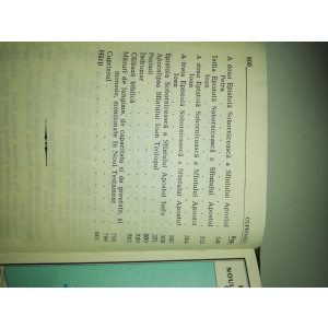 BIBLIE VECHE - NOUL TESTAMENT CU PSALMII - 1979
