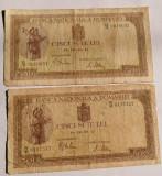 (B.D.G.) 500 LEI 1941 SI 1942