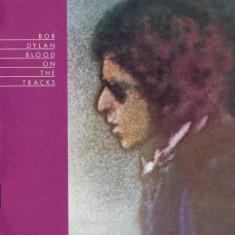 Bob Dylan Blood On The Tracks LP 2007 (vinyl)