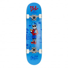 "Skateboard Enuff Skully Mini Blue 29,5x7,25"" foto"