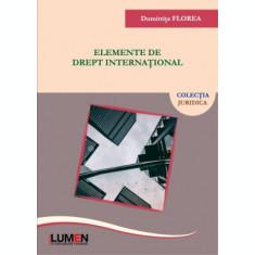 Elemente de drept internaţional - Dumitriţa Nicoleta FLOREA
