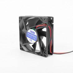 Cooler Ventilator 80 x 80 x 25 mm Alimentare 12V 0.15A