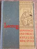 Lecturi din izvoarele istoriei evului mediu- Francisc Pall, Camil Muresan