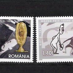 ROMANIA 2008 - GOPO - LP 1808, Nestampilat