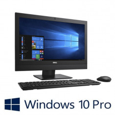 Sistem All in One Refurbished Dell Optiplex 3240, i5-6500, Win 10 Pro