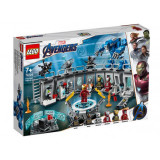 LEGO Marvel Super Heroes Iron Man - Sala Armurilor No. 76125