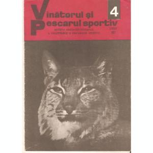 Revista vanatorul si pescarul sportiv   nr.4-1977