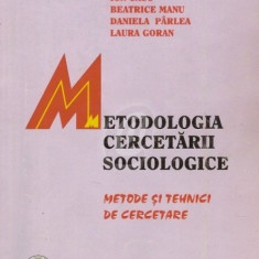 Metodologia cercetarii sociologice (Editia a II-a)