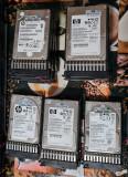 """HDD 2,5"""" 300GB 10k SAS HP + Caddy 2,5"""" HP G7"""