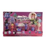 Set figurine Vampirina Disney, 9 piese