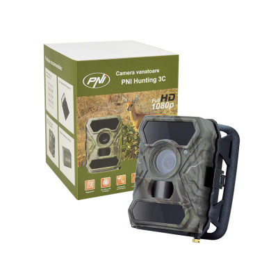 Resigilat : Camera vanatoare PNI Hunting 3C 12MP cu night vision foto