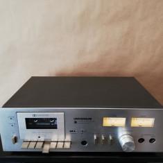Stereo Cassette Tape Deck UNIVERSUM CT3587 - Stare Perfecta/Rar/Vintage/RFG