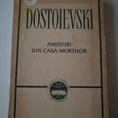 Dostoievski - Amintiri din Casa Morților