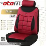 Set huse scaun PREMIUM, cu airbag OTOM SILVER 610