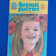 REVISTA SOIMII PATRIEI , NR. 7 / IULIE , 1987