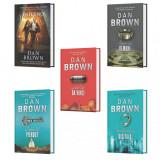 Cumpara ieftin Pachet Dan Brown - 5 titluri