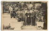 AD 1333 C. P.VECHE- GRUP IN TINUTA DE EPOCA LA SNAGOV - 2 X 1932