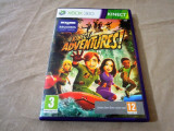Joc Kinect Adventures, XBOX360, original, alte sute de jocuri!, Sporturi, 3+, Multiplayer
