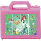 Puzzle Printesele Disney, 12 Piese