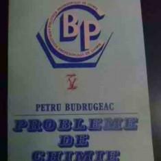 Probleme De Chimie - Petru Budrugeac ,540868