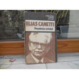 PROVINCIA OMULUI , ELIAS CANETTI
