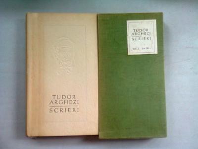 Tudor Arghezi - Scrieri vol.2 (versuri) foto
