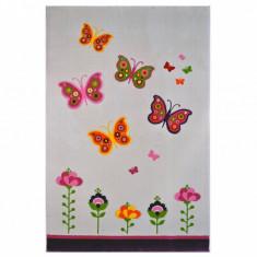 Covor Butterflyes Light Beige 120x180 cm