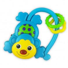 Jucarie zornaitoare pentru bebelusi BabyMix 0593, Multicolor