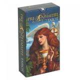 Carti tarot Pre-Raphaelite