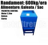 Sfarmatoare Batoza Desfacatoare Curatator Porumb Capacitate 600kg/ora Motor 2.2k