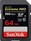 Card de memorie Sandisk Extreme Pro 64GB SDXC Clasa 10 UHS-II