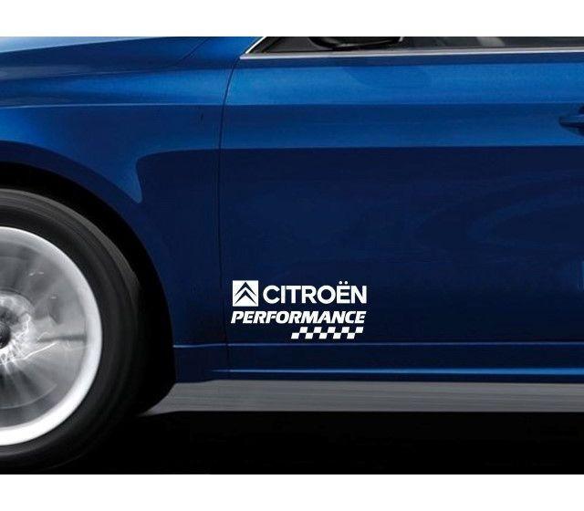 Stickere portiere Performance - Citroen