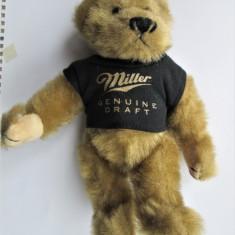 Ursulet; Reclama pentru Bere Miller