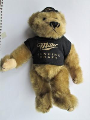 Ursulet; Reclama pentru Bere Miller foto