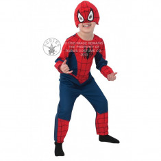 Costum pentru baieti Spiderman Classic Todd, varsta 2-3 ani