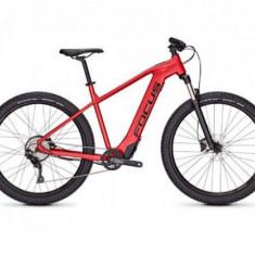 Bicicleta electrica Focus FOC-633617020 Whistler2, Roti 29inch, 9 Viteze, Motor 250 W (Rosu)