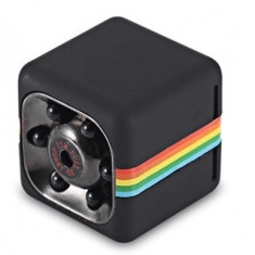 Mini camera auto SQ11 cu acumulator si filmare Full HD, Quelima SQ11