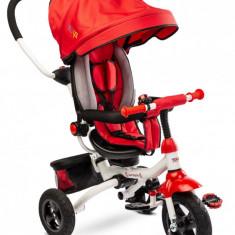 Tricicleta copii reversibila si pliabila Toyz Wroom Red