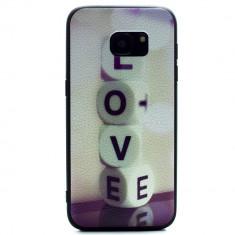 Husa Samsung Galaxy S7 Edge Hoco Colored Love