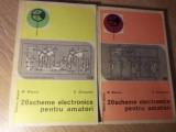 20 SCHEME ELECTRONICE PENTRU AMATORI VOL.1-2 - C. COSTACHE