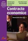 Contracte economice. Manual clasa a XI-a/Valentina Capota, Florentina Pusca, Andy Pusca, Maria-Monica Capota, Aurica Paun Anghel, Clasa 11