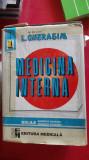 MEDICINA INTERNA VOL 1 BOLILE APARATULUI RESPIRATOR/LOCOMOTOR L.GHERASIM