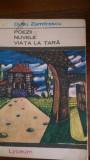 Poezii Nuvele Viata la tara  Duiliu Zamfirescu1968