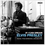 Elvis Presley If I Can Dream: Elvis Presley with RPO LP (2vinyl)