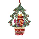 Ornament de brad Craciun Santoro Baubles Brad si cadouri