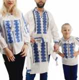 Cumpara ieftin Set Familie Traditionala 138 Camasi traditionale cu broderie