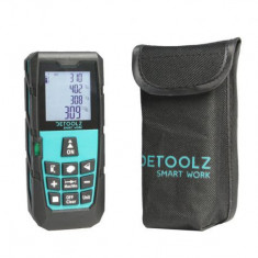 Telemetru cu laser MS-40a Detoolz