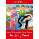 Snow White and the Seven Dwarfs Activity Book