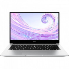 Laptop Huawei MateBook D14 14 inch FHD Ryzen 5 3500U 8GB DDR4 512GB SSD Radeon Vega 8 Windows 10 Home Silver